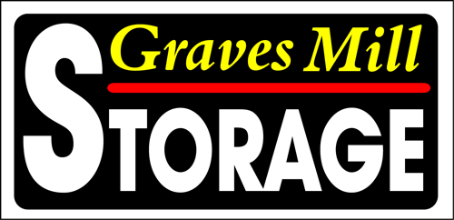 Graves Mill Storage Logo